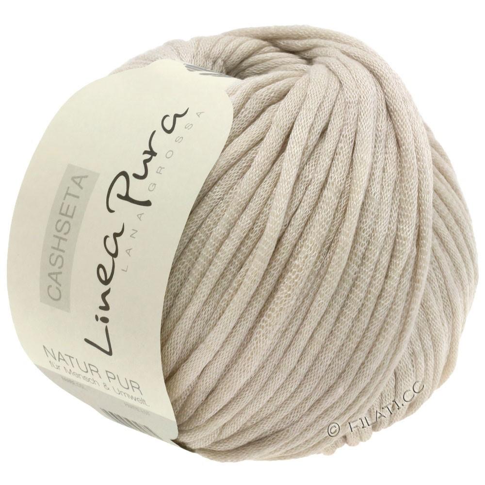 Lana Grossa CASHSETA (Linea Pura) | 06-gray beige