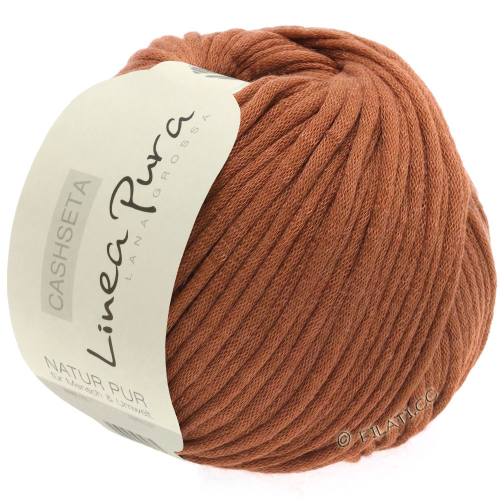 Lana Grossa CASHSETA (Linea Pura) | 18-cinnamon