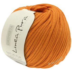 Lana Grossa CASHSETA (Linea Pura) | 34-orange brown