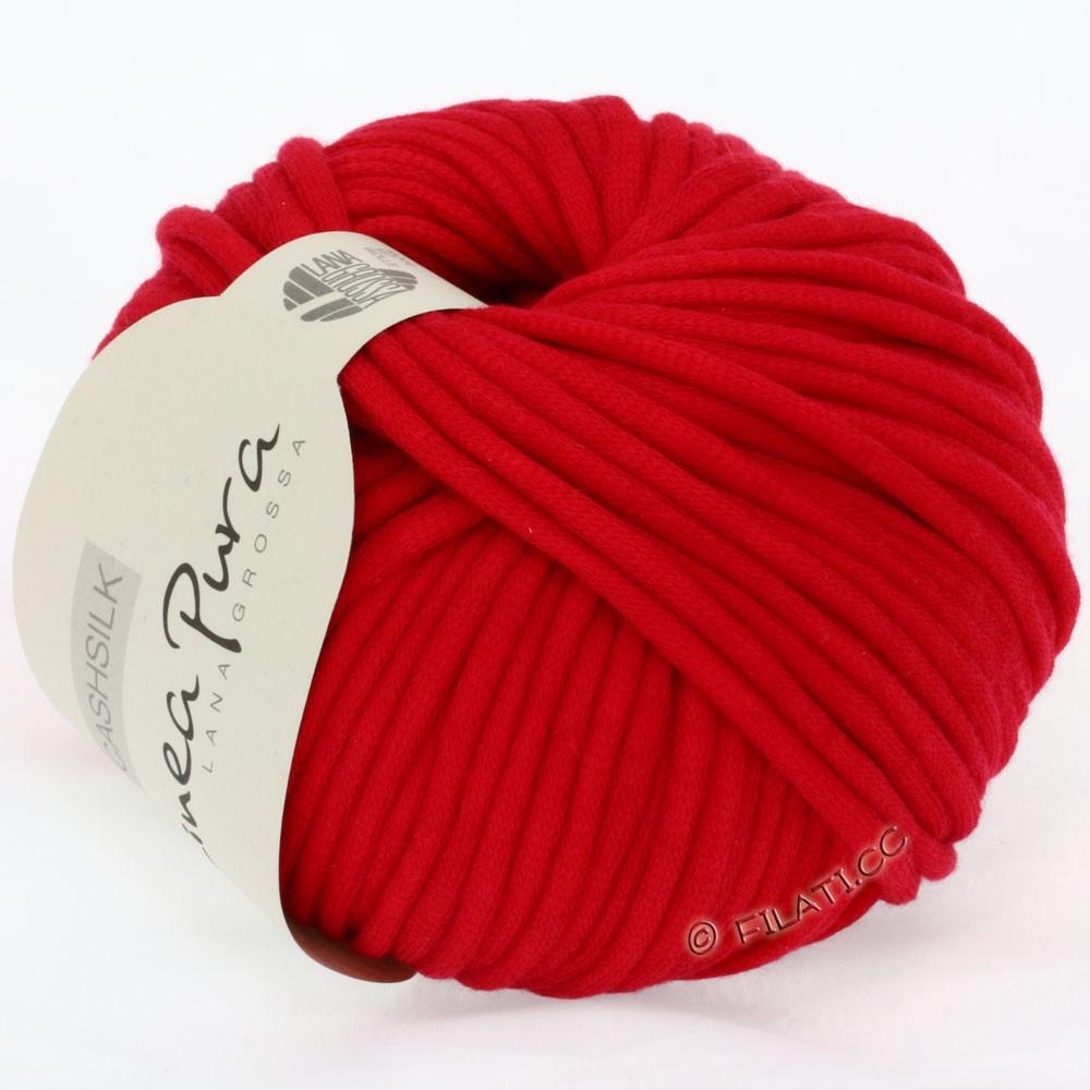 Lana Grossa CASHSILK (Linea Pura) | 02-red