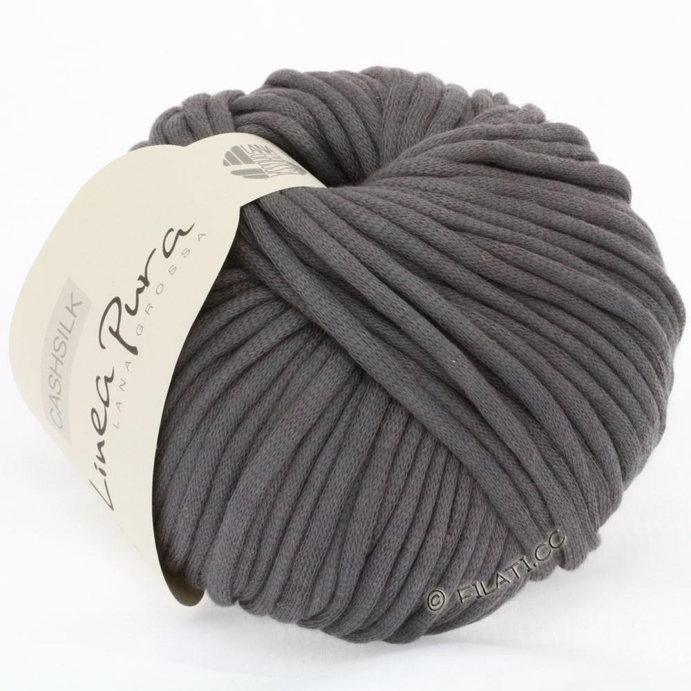 Lana Grossa CASHSILK (Linea Pura) | 12-dark grey