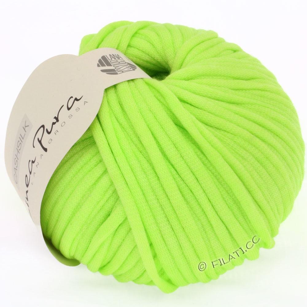 Lana Grossa CASHSILK (Linea Pura) | 24-yellow green