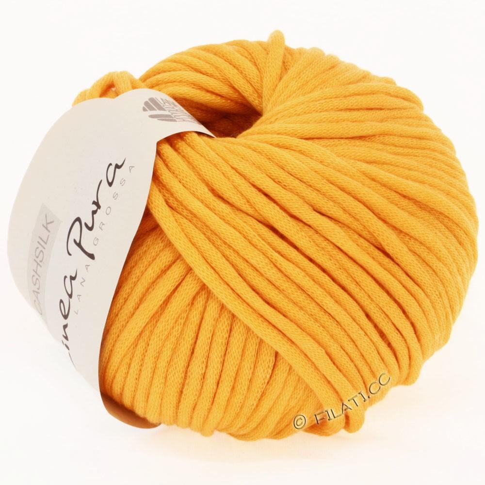 Lana Grossa CASHSILK (Linea Pura) | 28-egg yolk yellow