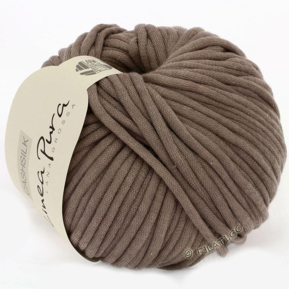 Lana Grossa CASHSILK (Linea Pura) | 30-gray brown