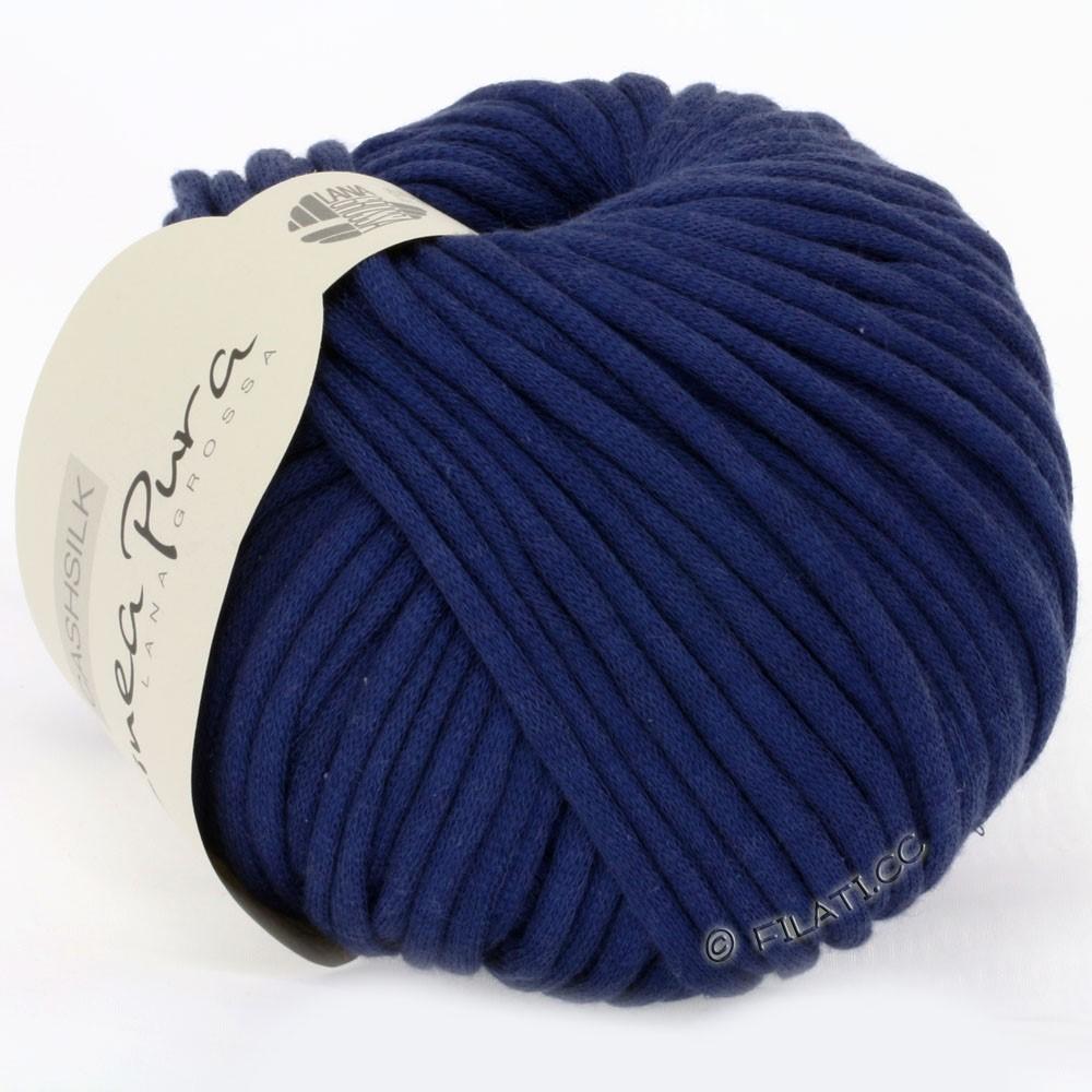 Lana Grossa CASHSILK (Linea Pura) | 34-dark blue