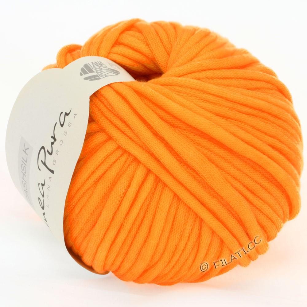 Lana Grossa CASHSILK (Linea Pura) | 35-pumpkin