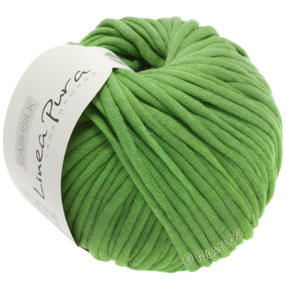 Lana Grossa CASHSILK (Linea Pura) | 43-light green