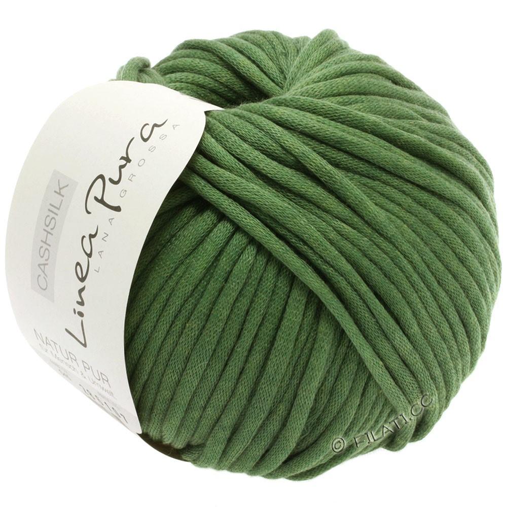 Lana Grossa CASHSILK (Linea Pura) | 45-moss green