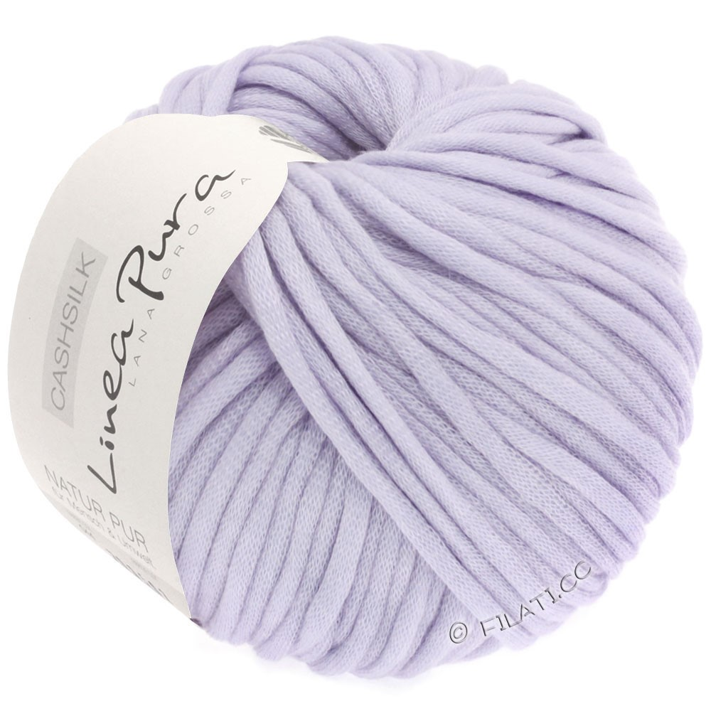 Lana Grossa CASHSILK (Linea Pura) | 48-pale lilac