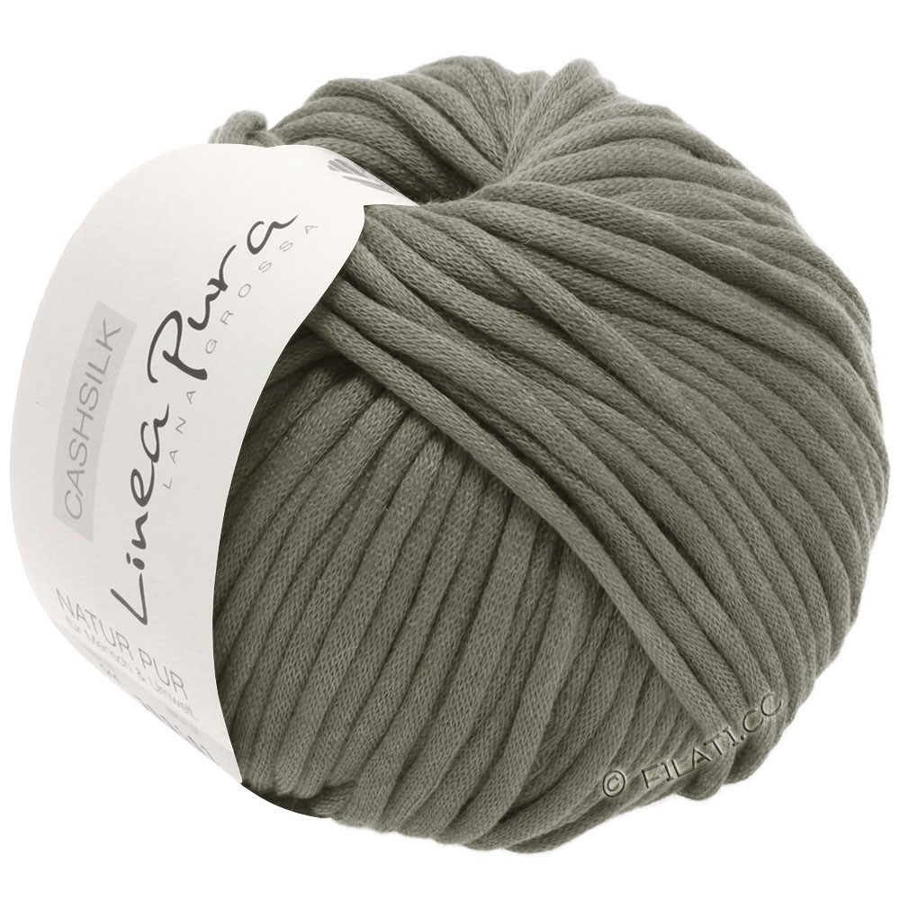 Lana Grossa CASHSILK (Linea Pura) | 58-gray brown