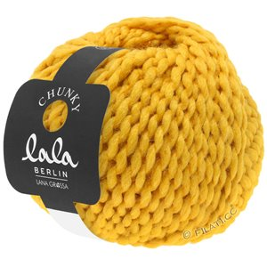 Lana Grossa CHUNKY (lala BERLIN) | 005-golden yellow