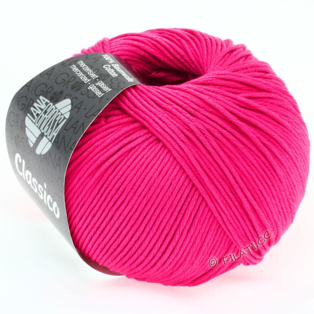 Lana Grossa CLASSICO Uni | 10-pink