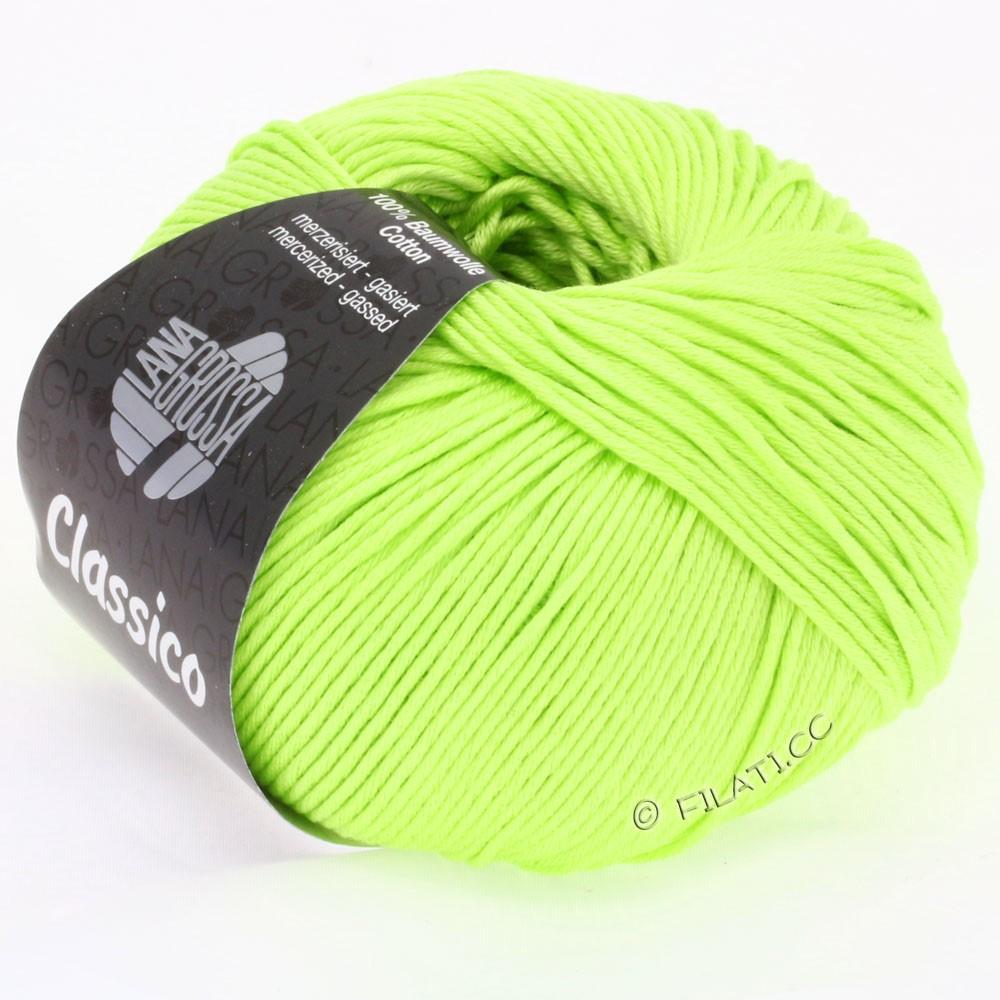 Lana Grossa CLASSICO Uni | 13-yellow green