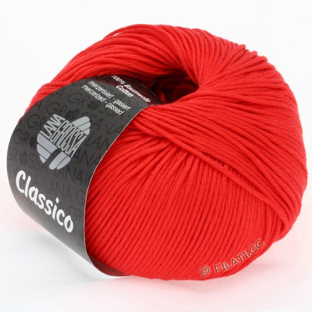 Lana Grossa CLASSICO Uni | 21-red