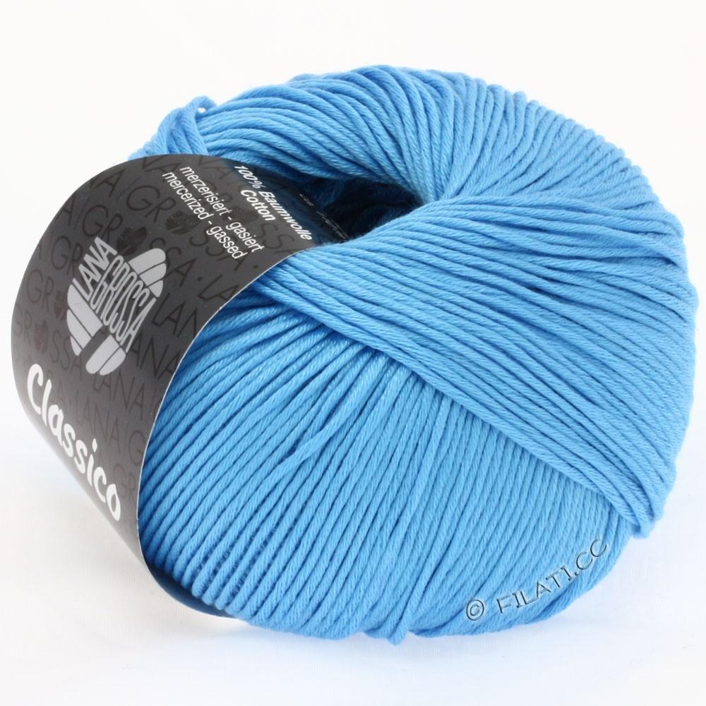 Lana Grossa CLASSICO Uni | 24-sky blue