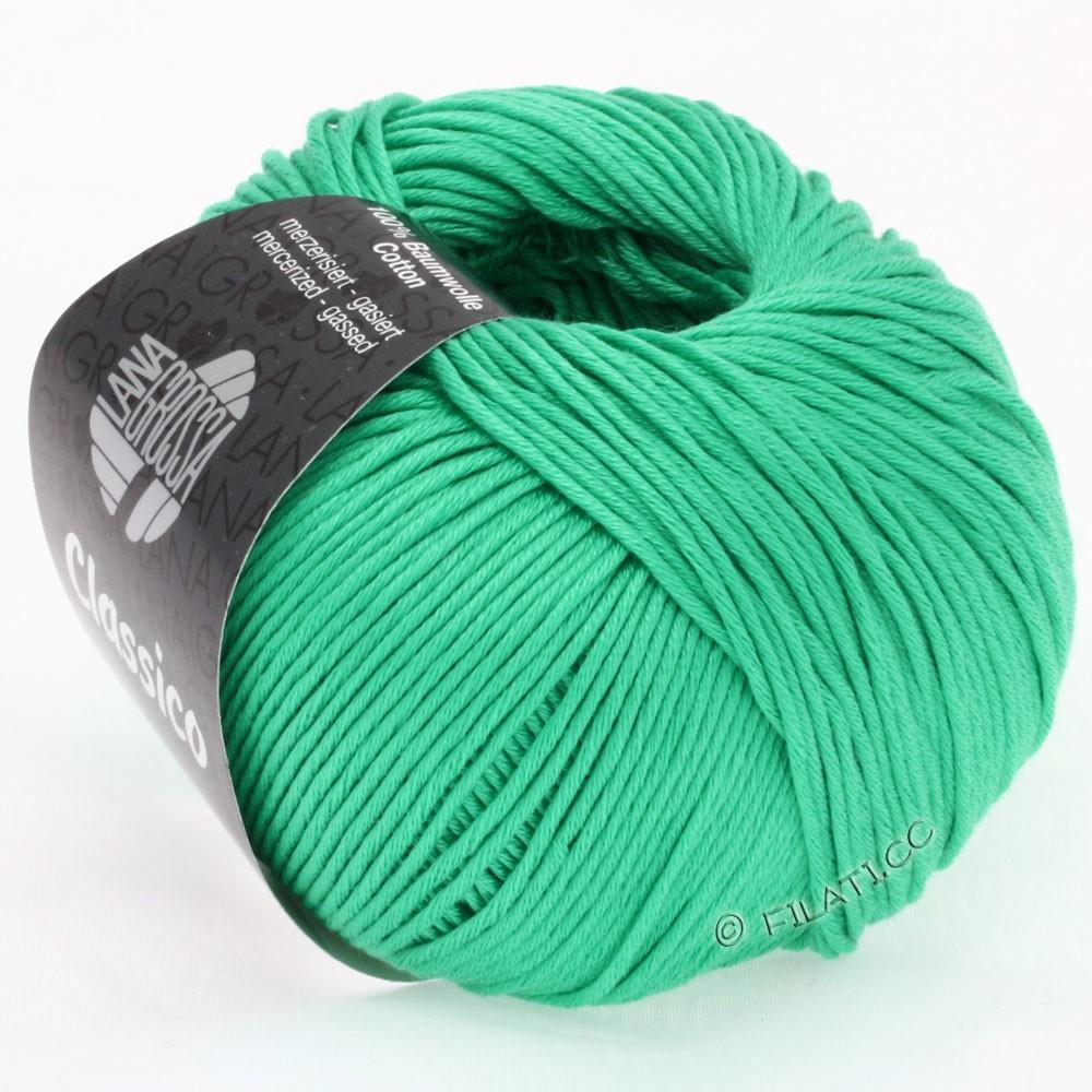 Lana Grossa CLASSICO Uni | 25-emerald