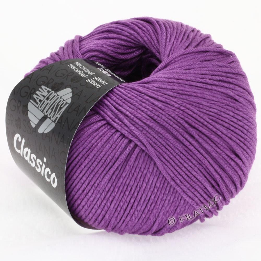 Lana Grossa CLASSICO Uni | 27-violet