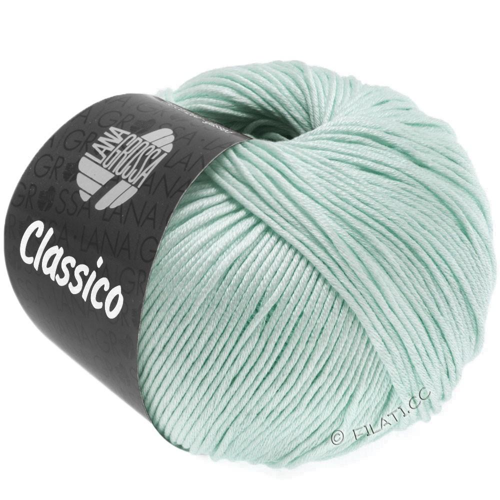 Lana Grossa CLASSICO Uni | 45-pale green