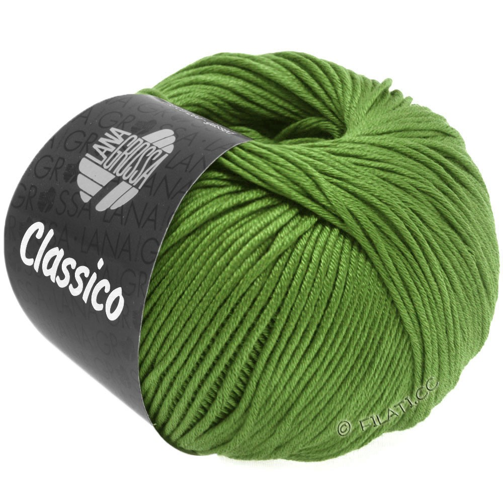 Lana Grossa CLASSICO Uni | 48-light green
