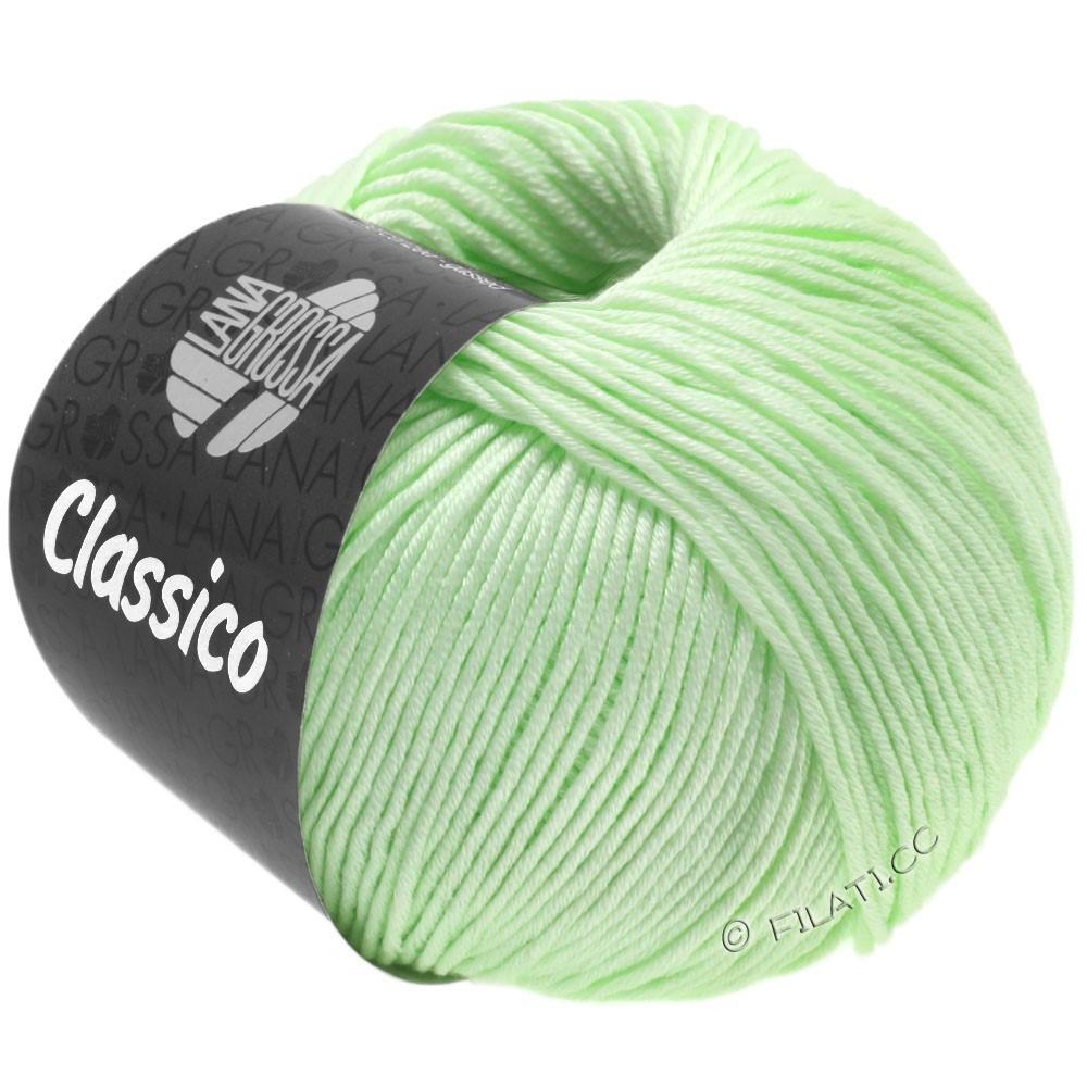 Lana Grossa CLASSICO Uni | 52-pale green