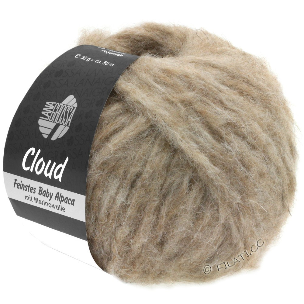 Lana Grossa CLOUD | 02-beige