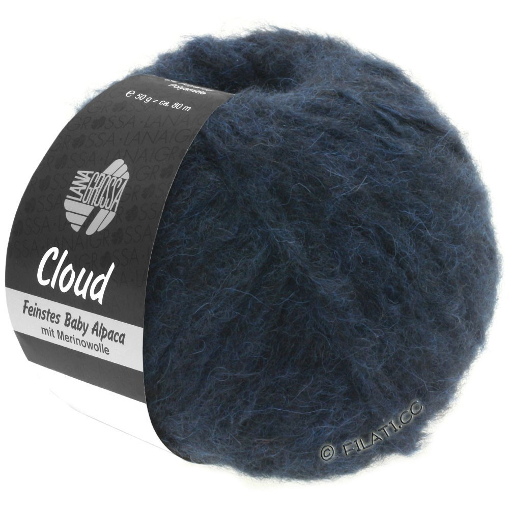 Lana Grossa CLOUD | 11-night blue
