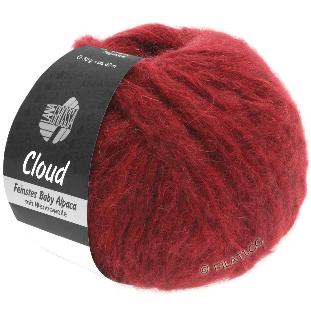 Lana Grossa CLOUD | 12-wine red