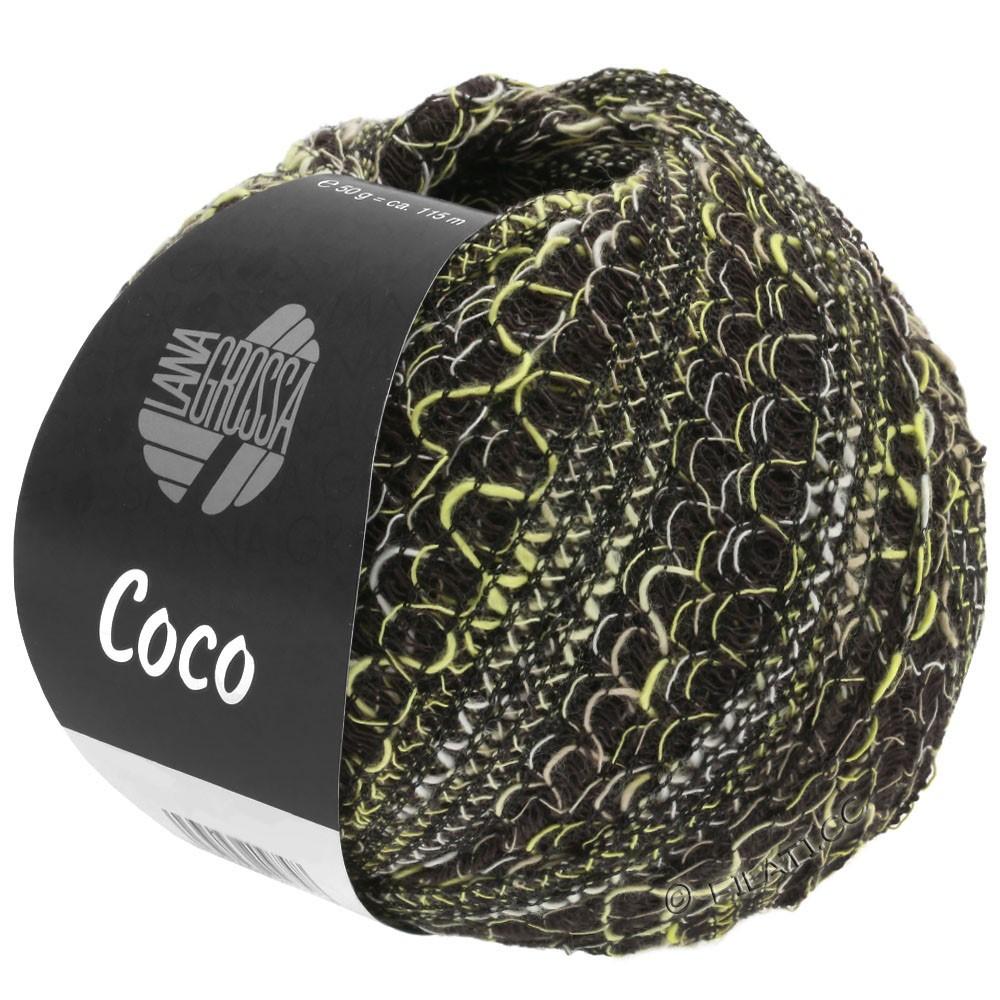 Lana Grossa COCO | 14-vanilla/natural/black