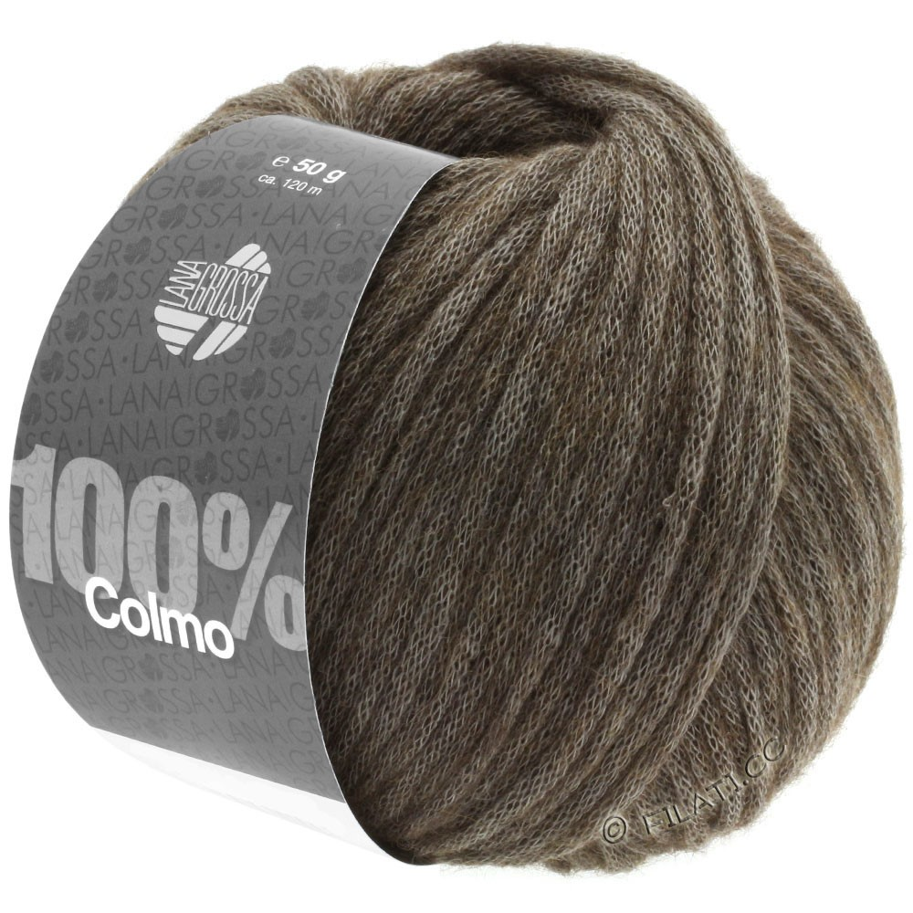 Lana Grossa COLMO | 06-gray brown