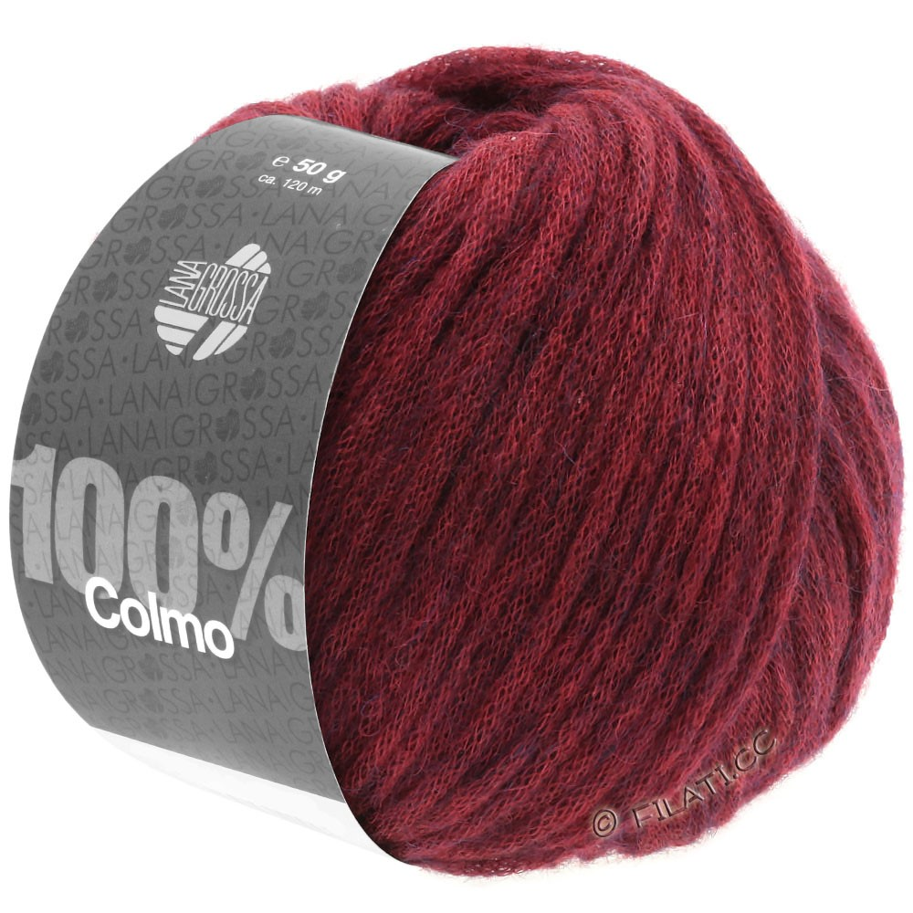 Lana Grossa COLMO | 13-wine red