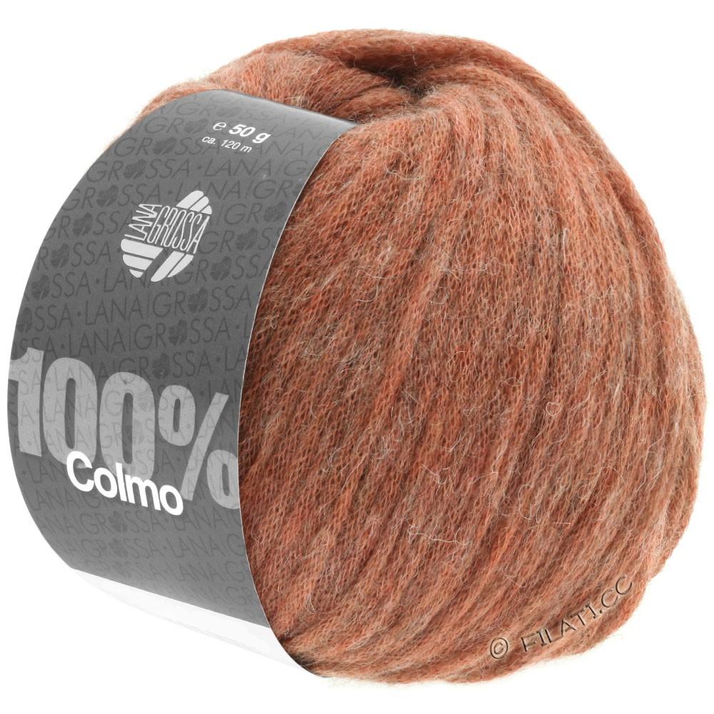 Lana Grossa COLMO | 16-copper red