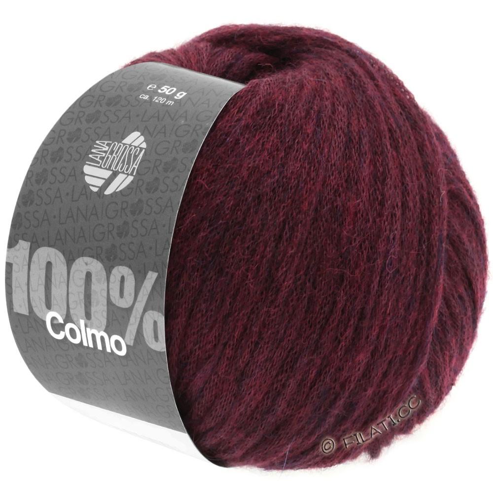 Lana Grossa COLMO | 17-burgundy