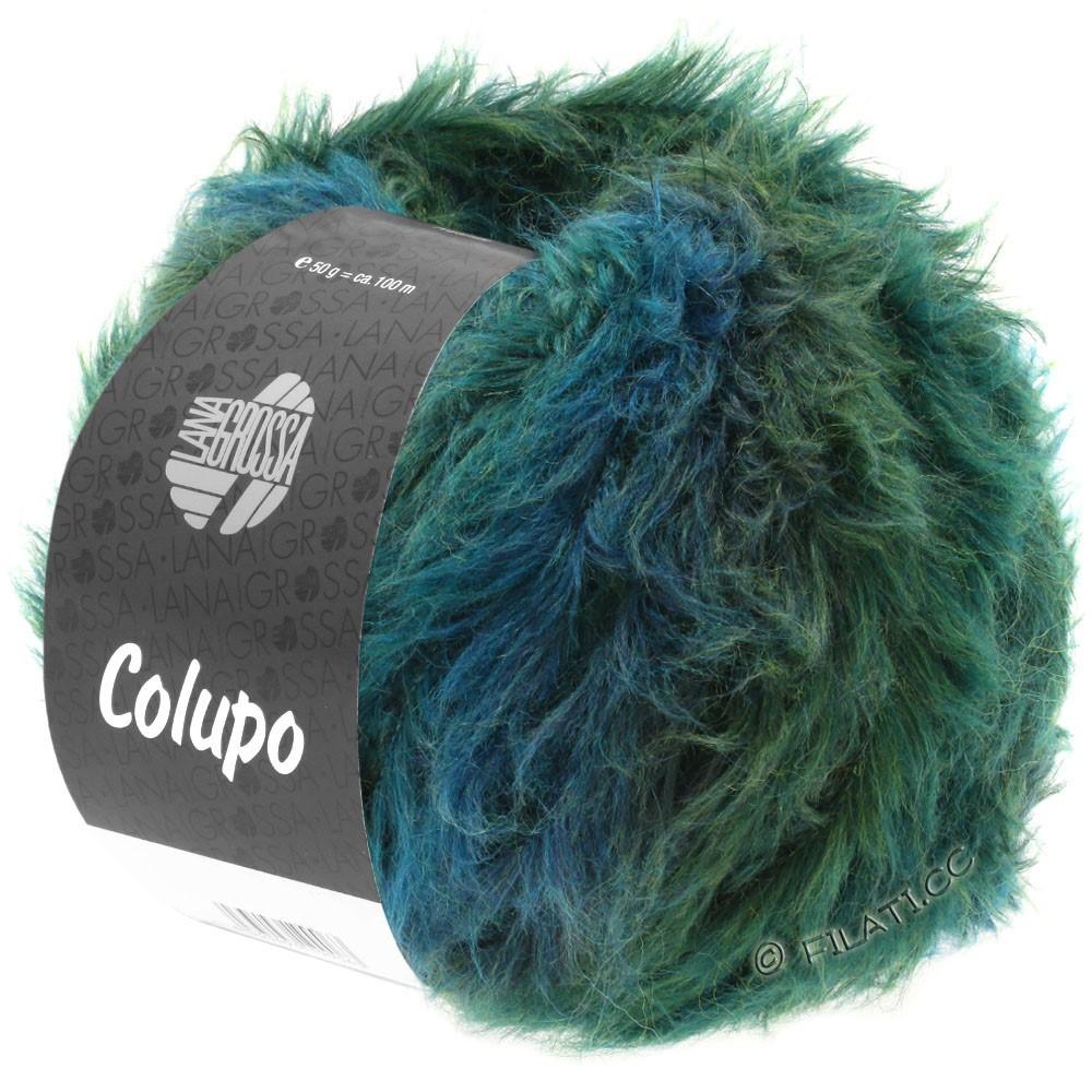 Lana Grossa COLUPO | 09-petrol/green
