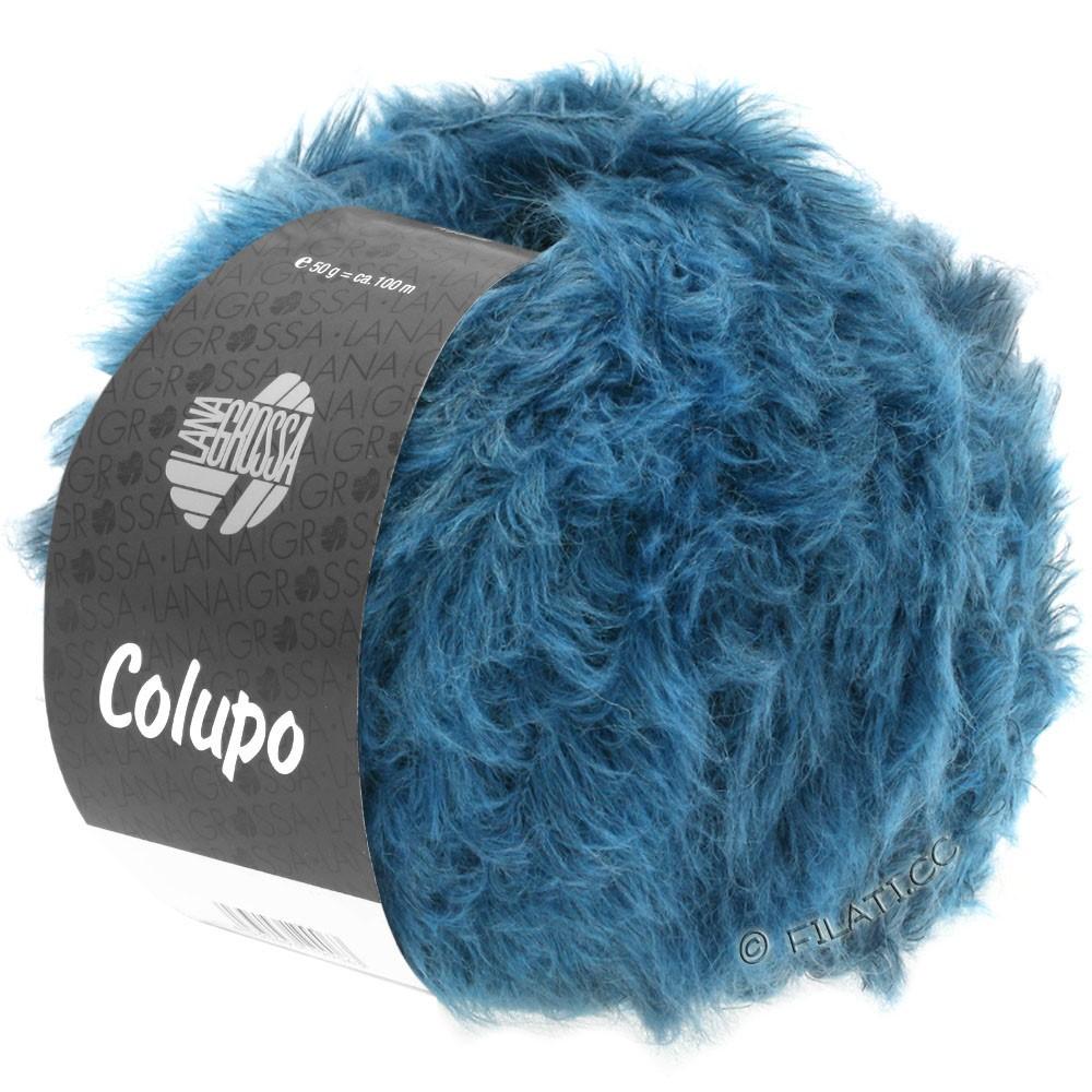 Lana Grossa COLUPO | 10-jeans/dark blue