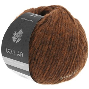 Lana Grossa COOL AIR | 16-red brown