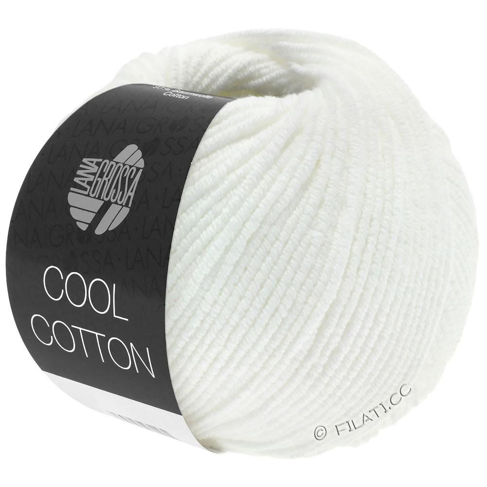 Lana Grossa COOL COTTON | 01-white