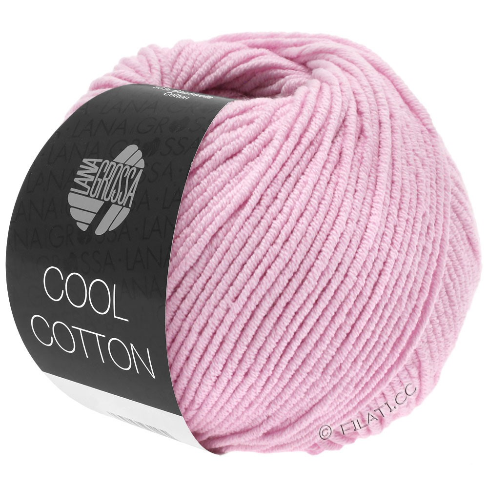 Lana Grossa COOL COTTON | 04-rose