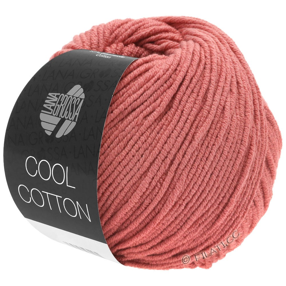 Lana Grossa COOL COTTON   05-salmon pink