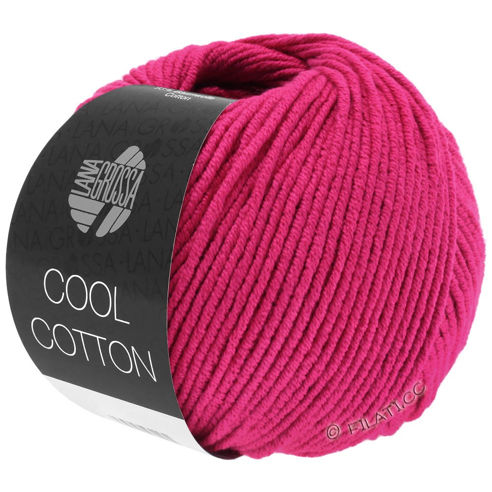 Lana Grossa COOL COTTON   06-pink