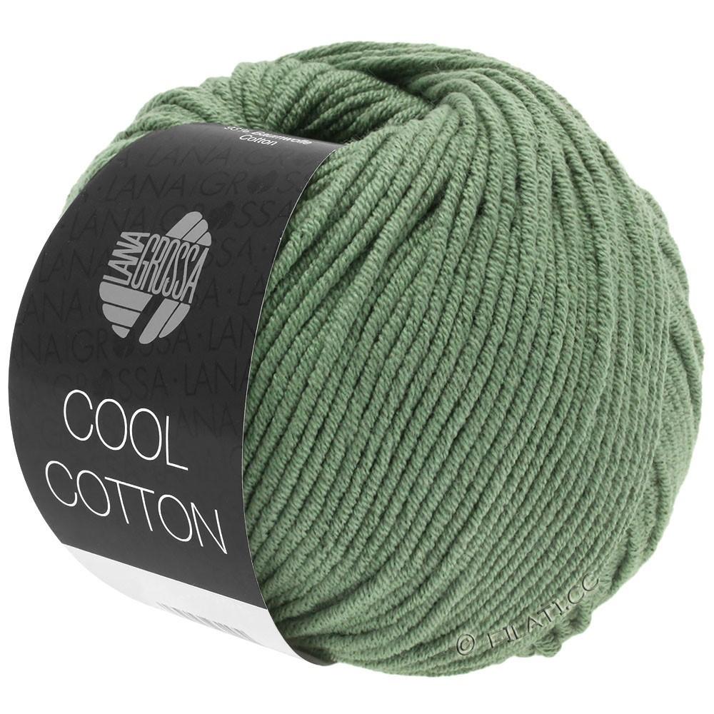 Lana Grossa COOL COTTON   13-reseda green