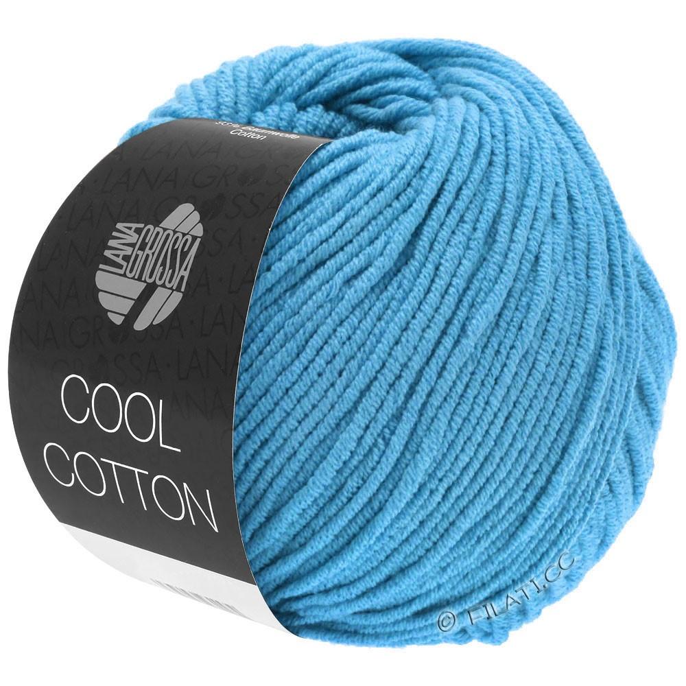 Lana Grossa COOL COTTON   15-azure blue
