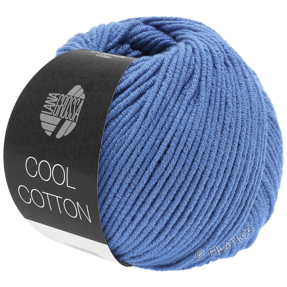 Lana Grossa COOL COTTON | 16-royal blue