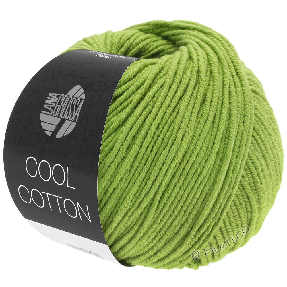 Lana Grossa COOL COTTON   19-light green