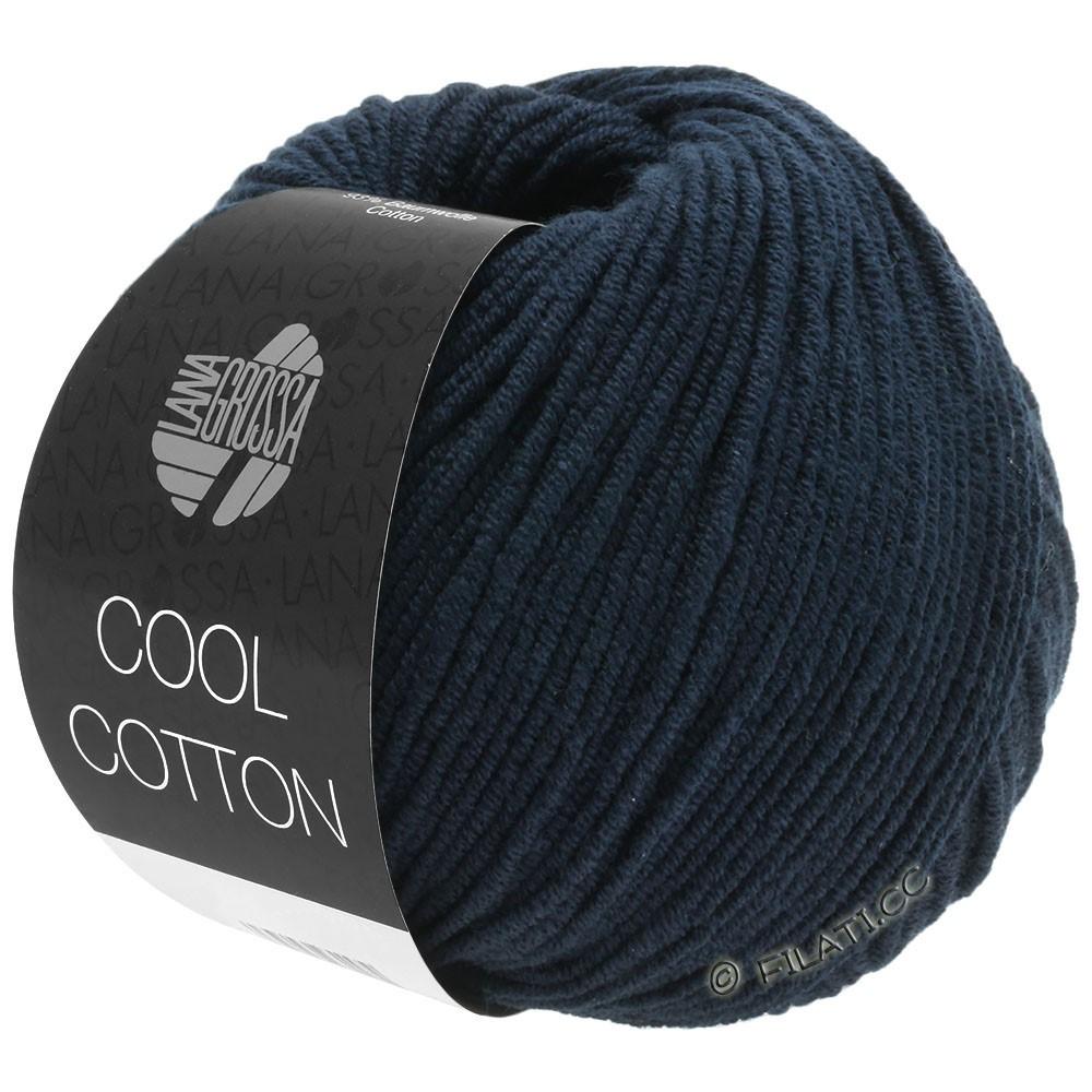 Lana Grossa COOL COTTON   21-night blue