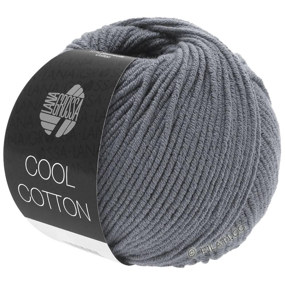 Lana Grossa COOL COTTON   22-graphite