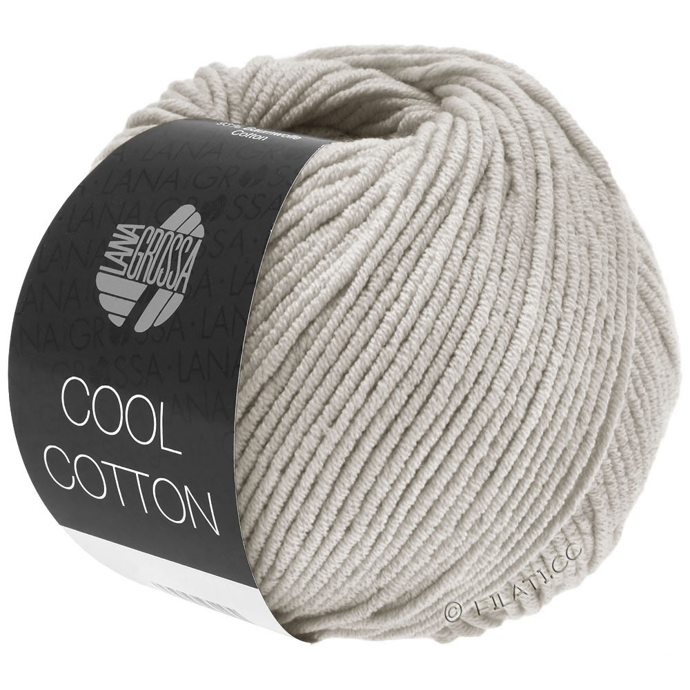 Lana Grossa COOL COTTON   23-grège