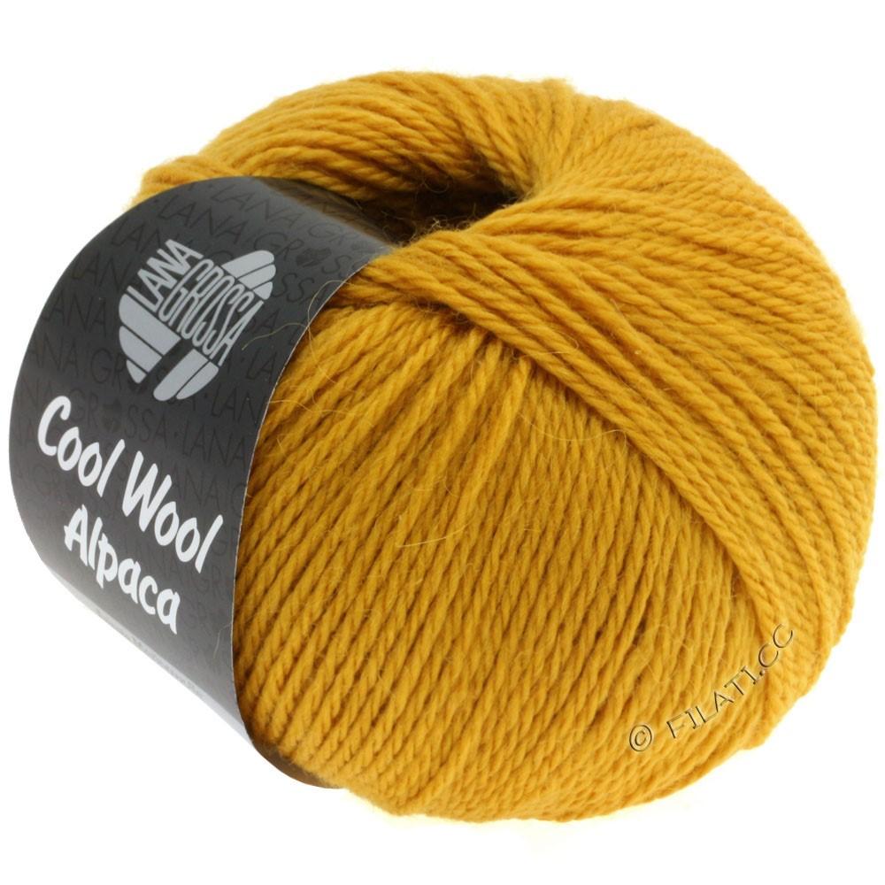 Lana Grossa COOL WOOL Alpaca | 01-yellow