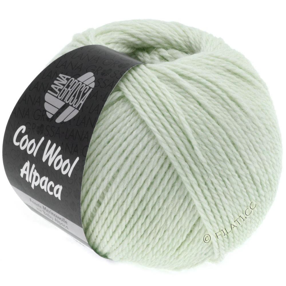 Lana Grossa COOL WOOL Alpaca | 23-mint