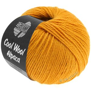 Lana Grossa COOL WOOL Alpaca | 42-golden yellow