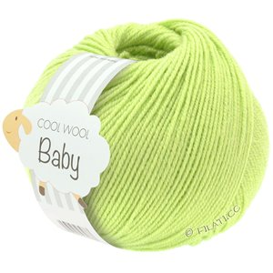 Lana Grossa COOL WOOL Baby 25g | 228-sweet lime